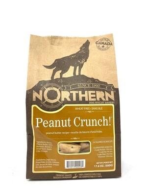 NORTHERN DOG BISCUIT - PEANUT CRUNCH 1.36KG