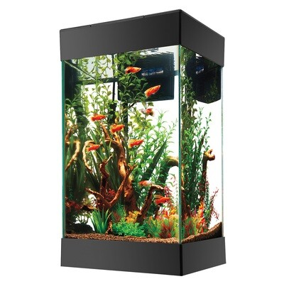 Aqueon LED 15 Gallon Column Aquarium Kit