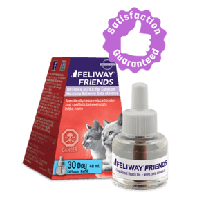 FELIWAY FRIENDS 30 Day Diffuser Refill 3pack