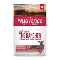 NUTRIENCE AIR DRIED DOG FOOD - THE RANCHER 454g