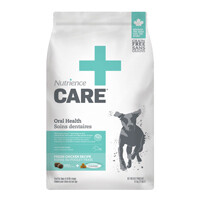 NUTRIENCE CARE FOR DOGS ORAL HEALTH 21LB