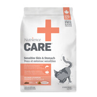NUTRIENCE CARE SENSITIVE SKIN & STOMACH FOR CATS 5KG