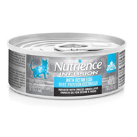 NUTRIENCE INFUSION FOR CATS - OCEAN FISH 156g
