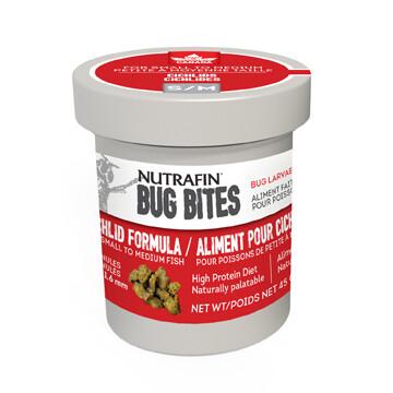 NUTRAFIN BUG BITES - CICHLID SMALL TO MEDIUM 45g