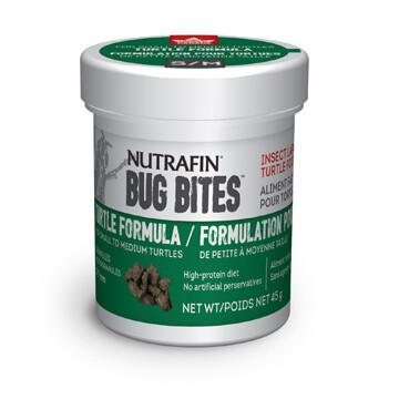 NUTRAFIN BUG BITES - TURTLE FORMULA SMALL TO MEDIUM 45g