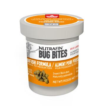 NUTRAFIN BUG BITES - GOLDFISH 45g