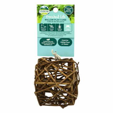 OXBOW ENRICHED LIFE - WILLOW PLAY CUBE