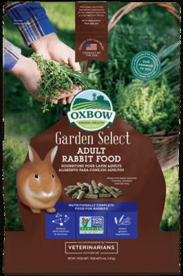 OXBOW GARDEN SELECT ADULT RABBIT FOOD 4lb