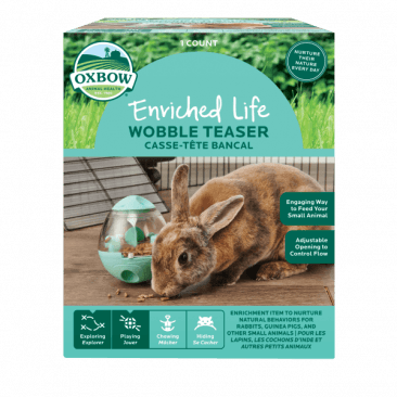 OXBOW ENRICHED LIFE - WOBBLE TEASER