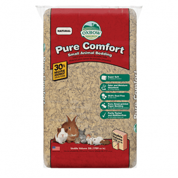 OXBOW PURE COMFORT BEDDING - NATURAL 56L
