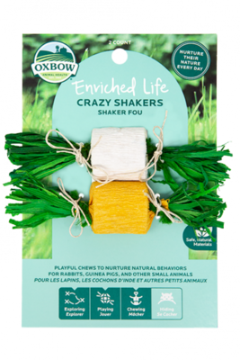 OXBOW ENRICHED LIFE - CRAZY SHAKERS