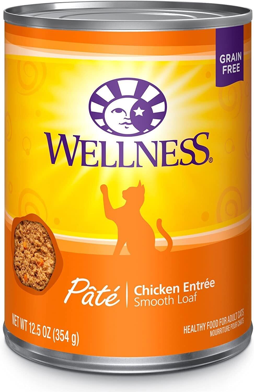 Wellness Cat Chicken 12.5 oz