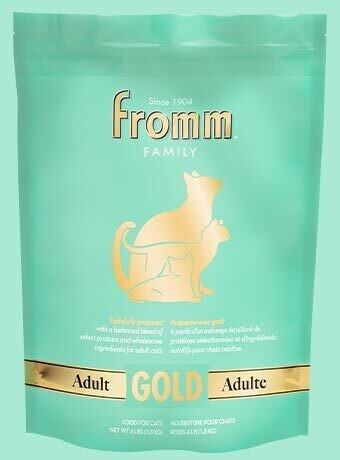 Fromm Gold Cat Adult 4lb