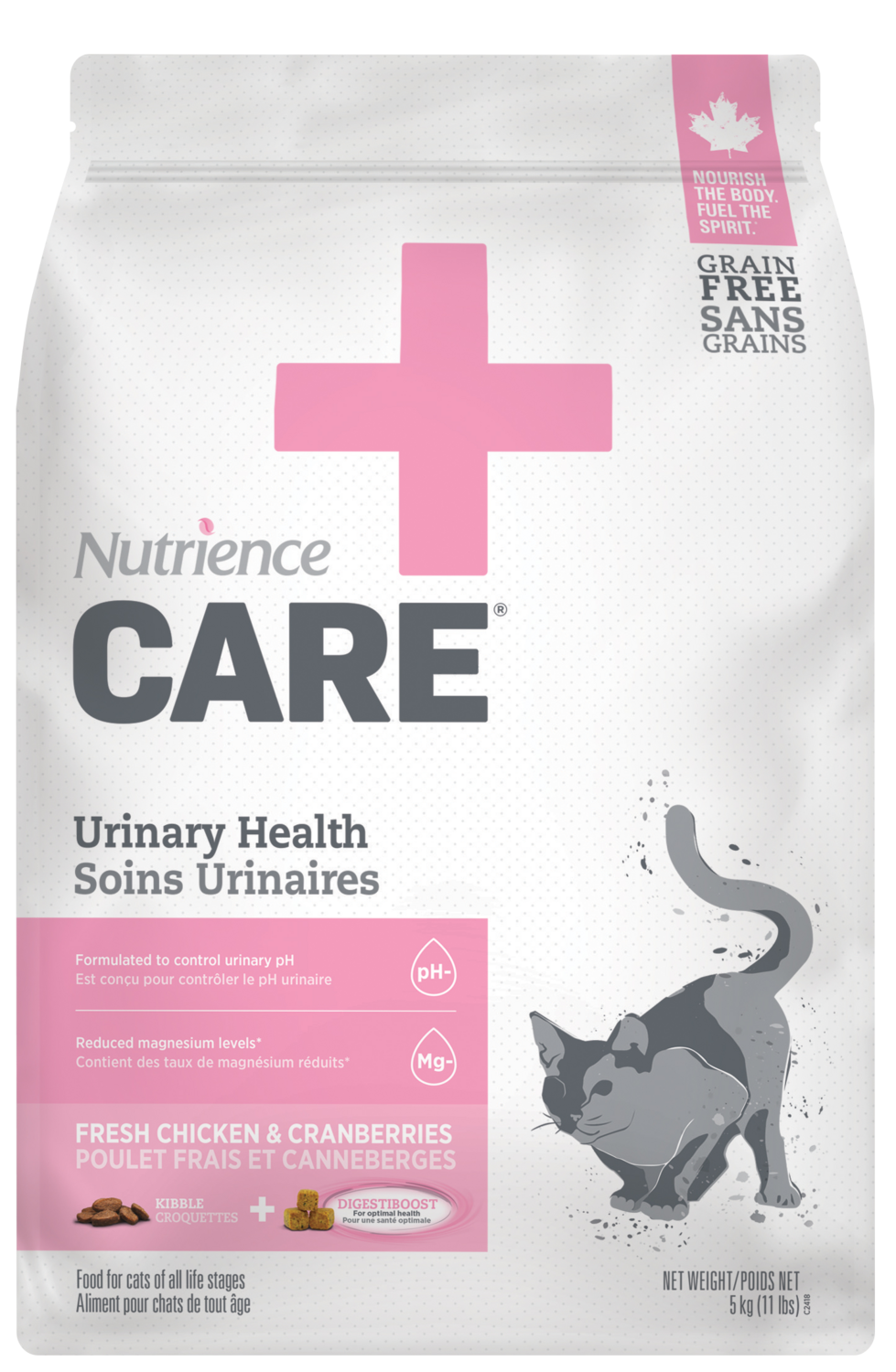 NUTRIENCE CARE URINARY HEALTH FOR CATS 400g