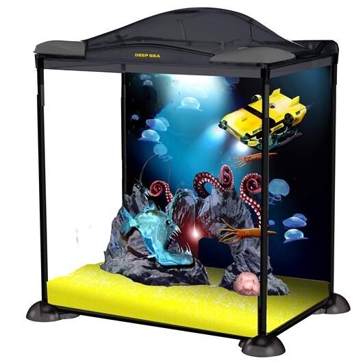 Marina Deep Sea Aquarium Kit