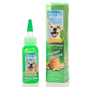 Tropiclean Clean Teeth Oral Gel PB 2 oz