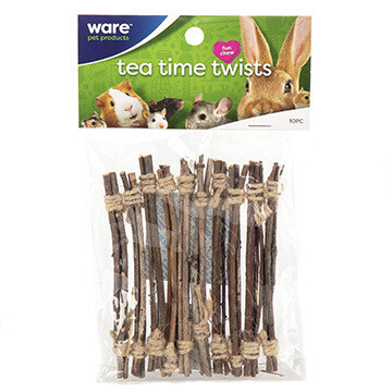 WARE TEA TIME TWISTS