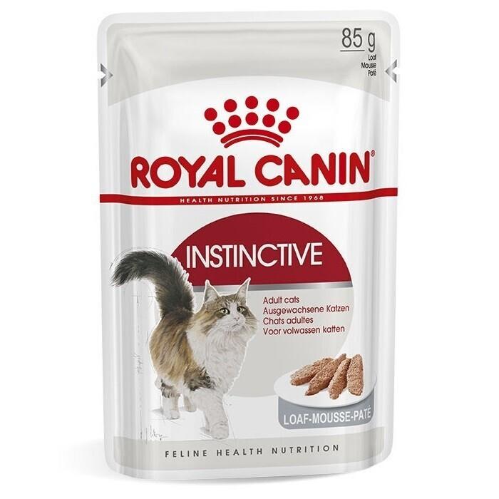 ROYAL CANIN CAT - ADULT INSTINCTIVE POUCH 85g