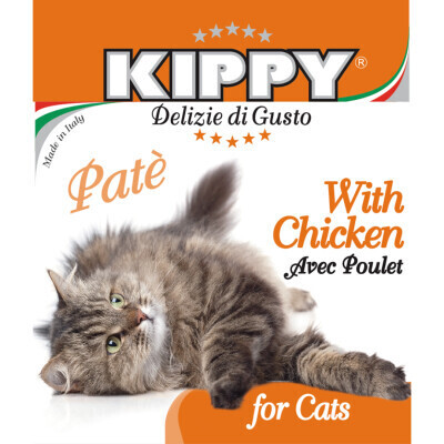 KIPPY FOR CATS PATE WITH WHITE MEATS 400g
