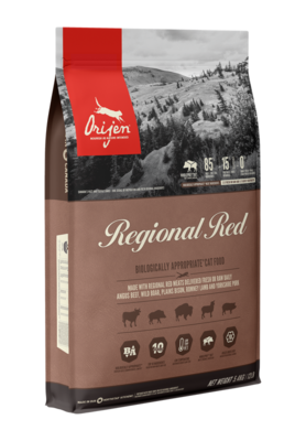ORIJEN CAT REGIONAL RED 5.4KG
