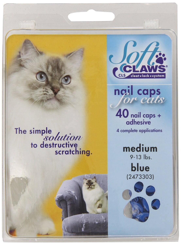 Soft Claws Blue (Medium)