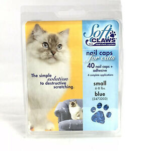 Soft Claws Blue (small)