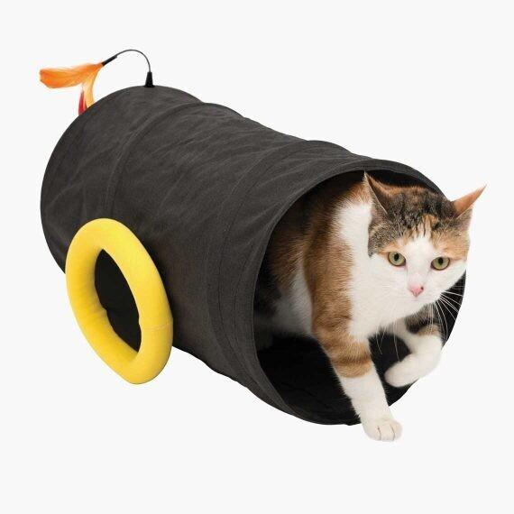 Catit Pirates Cannon Tunnel