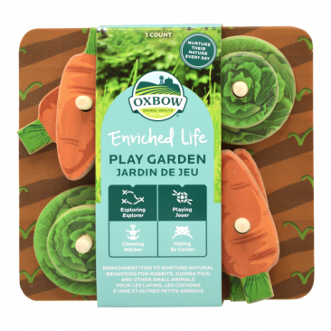 OXBOW ENRICHED LIFE PLAY GARDEN
