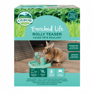 OXBOW ENRICHED LIFE ROLLY TEASER