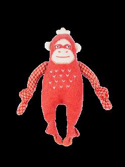 Resploot Dog Toy Orangutan