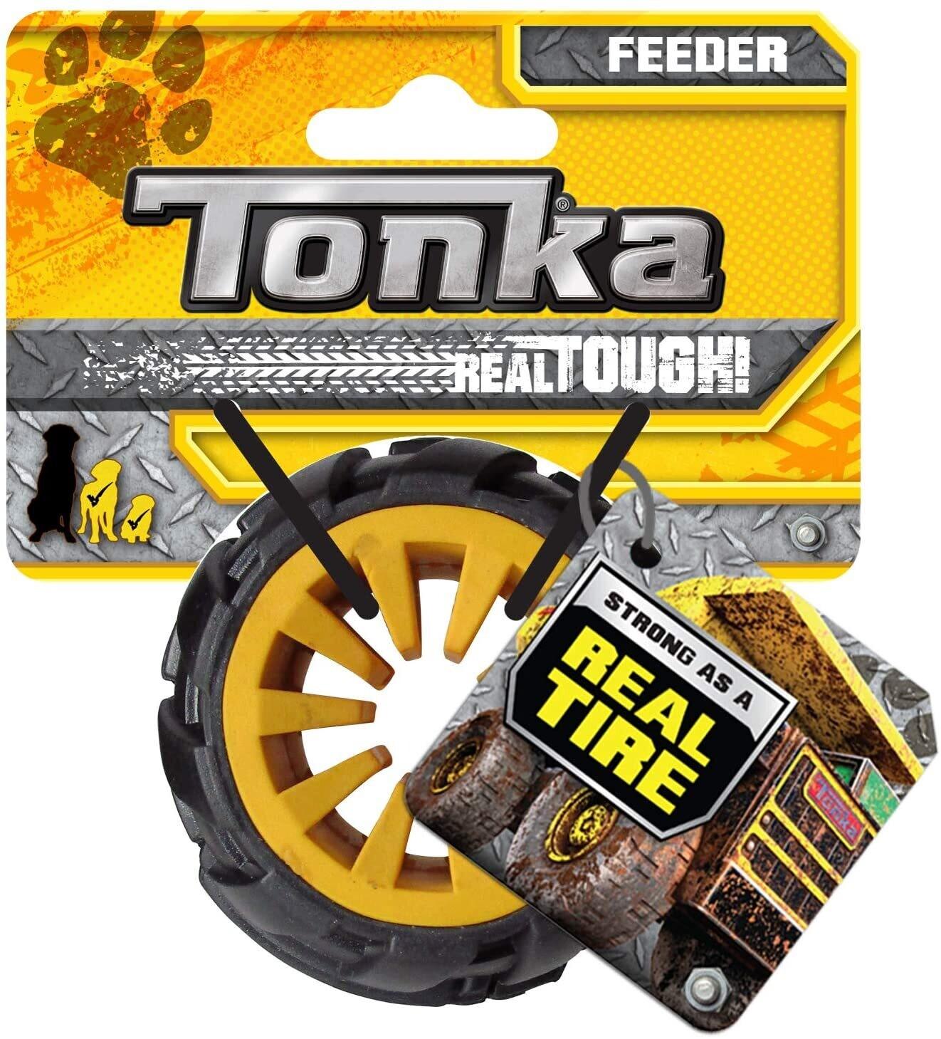 TONKA Mega Tread Treat Holder