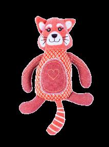 Resploot Dog Toy Red Panda