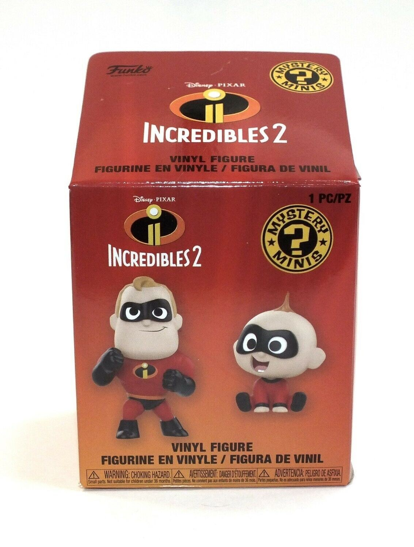 Mystery Mini Incredibles 2 Vinyl Figure