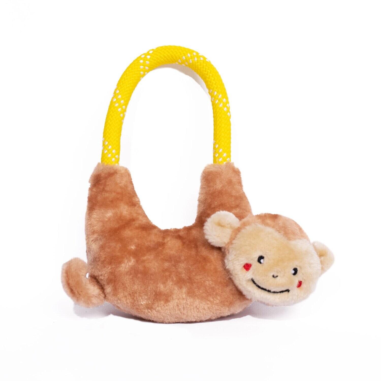 ZippyPaws Rope Monkey