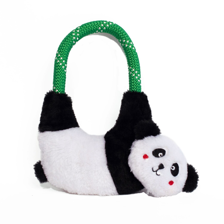 ZippyPaws Rope Panda