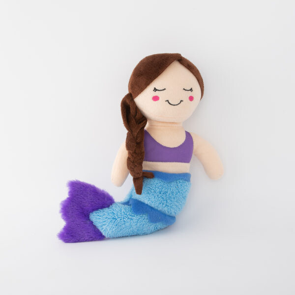 ZippyPaws Storybook Snugglerz Mermaid