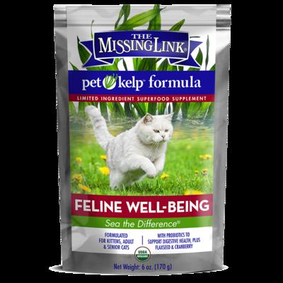 MISSING LINK PET KELP - FELINE WELL-BEING 8oz