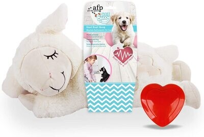 ALL FOR PAWS LITTLE BUDDY HEARTBEAT SHEEP