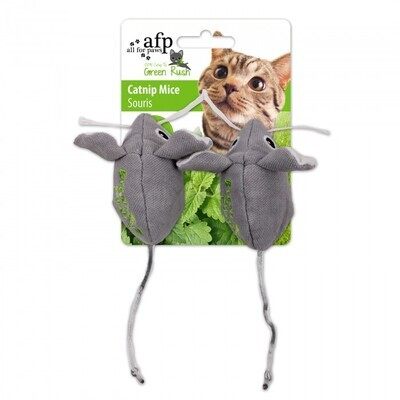 ALL FOR PAWS CATNIP MICE