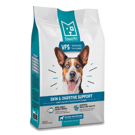 SquarePet VFS Canine Sensitive Skin & Stomach 22lb