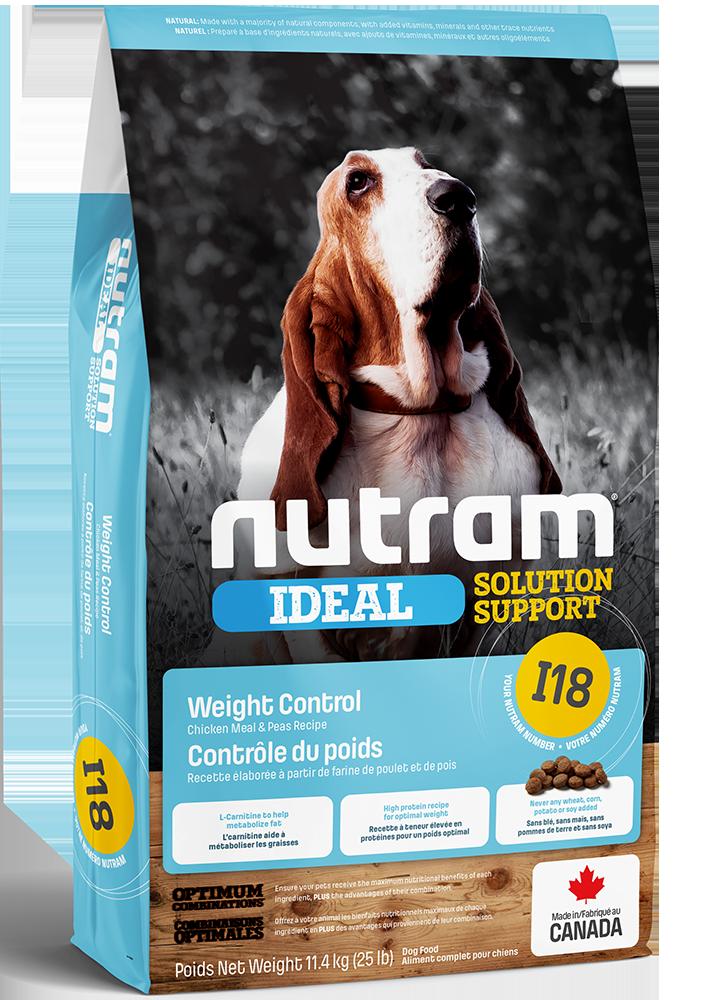 NUTRAM I18 WEIGHT CONTROL 11.4kg