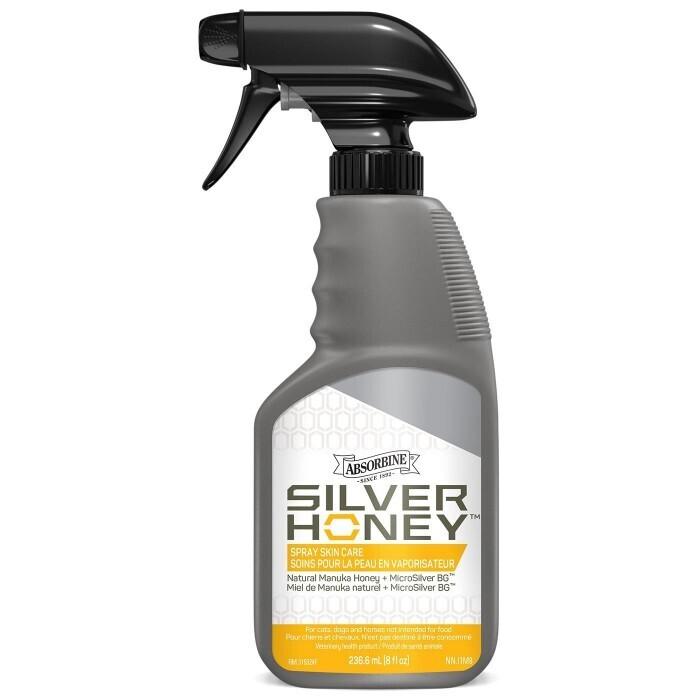 SILVER HONEY SKIN CARE SPRAY 240ml