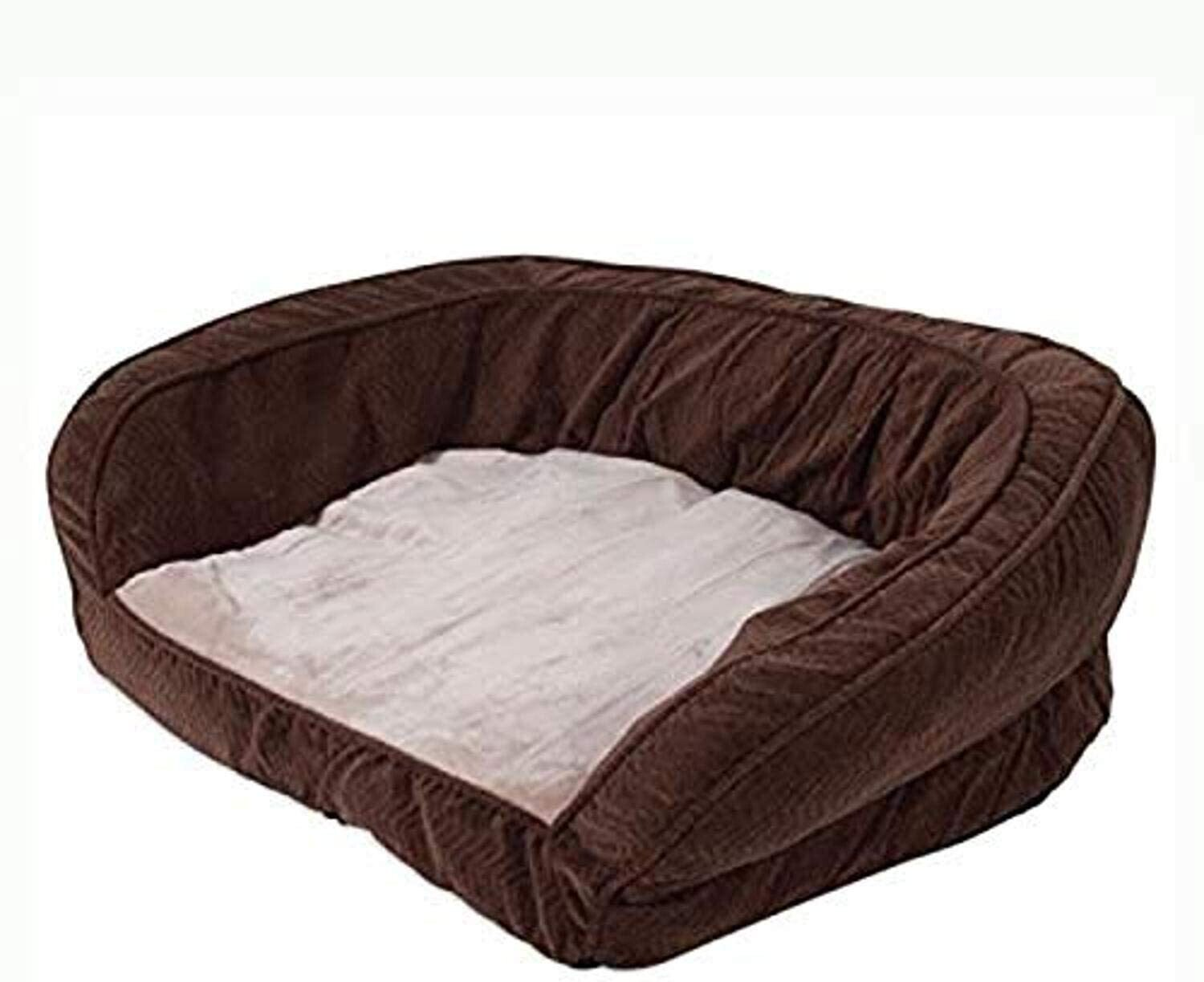 """PRECISION COUCH CHOCOLATE - 32"""" x 25"""" x 10.5"""""""