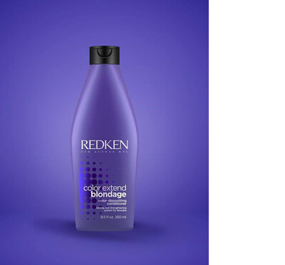 Color Extend Blondage Shampoo 300ml and Conditioner 250ml Duo