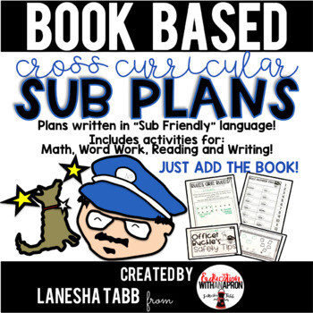 Sub Plans -NO PREP Gloria & Officer Buckle