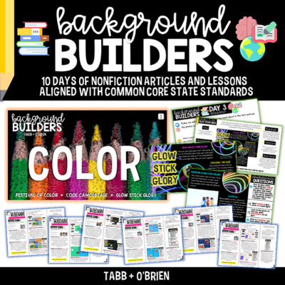 Background Builders: COLOR