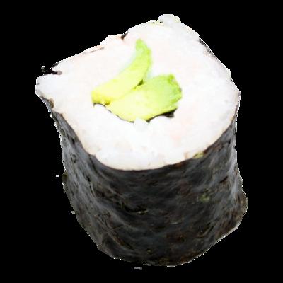 Maki de aguacate (8 piezas)