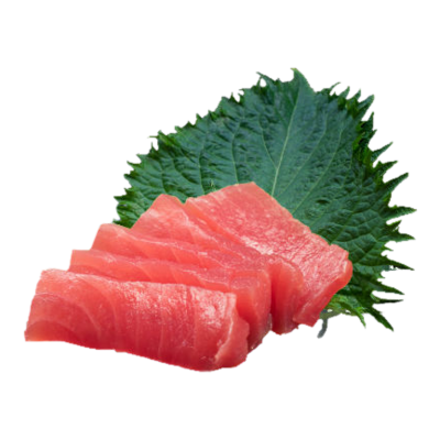 Sashimi de Maguro / Atún (5 piezas)
