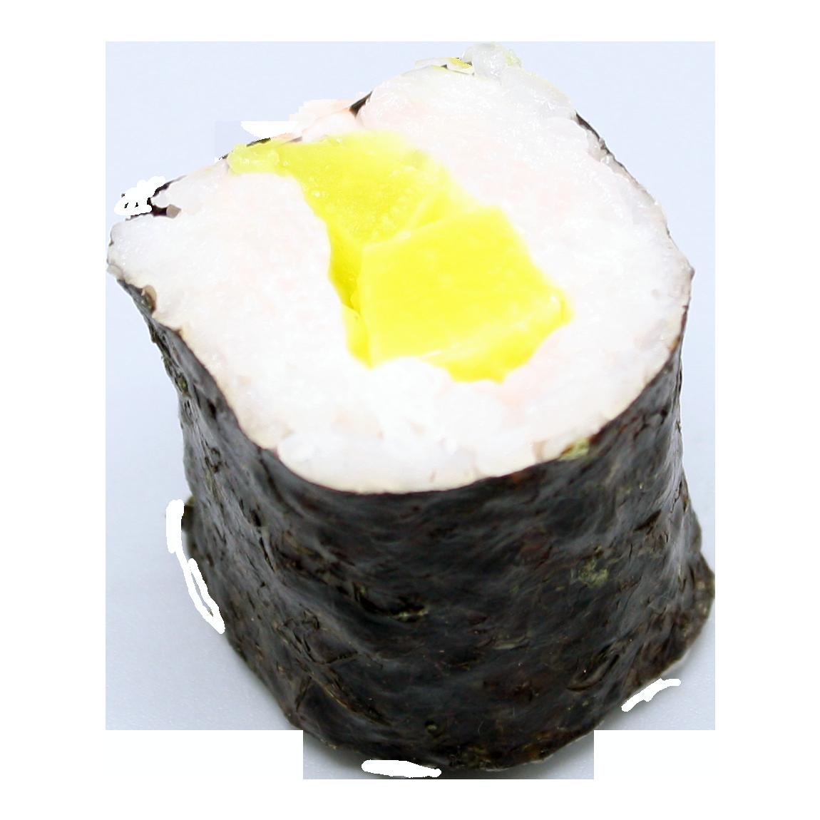 Oshinko/ Pickle Maki (8 st)