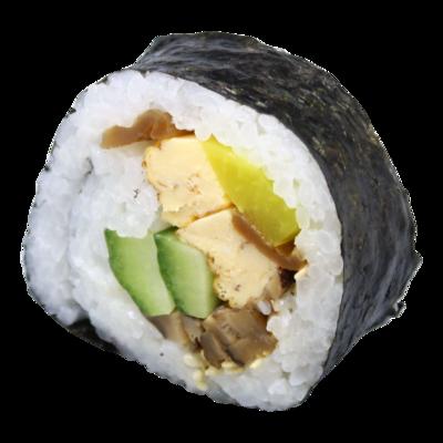 Yasai: 5 soorten groenten (5 st)